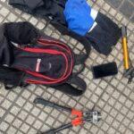 Caballito chorros, detuvieron a dos roba bicicletas